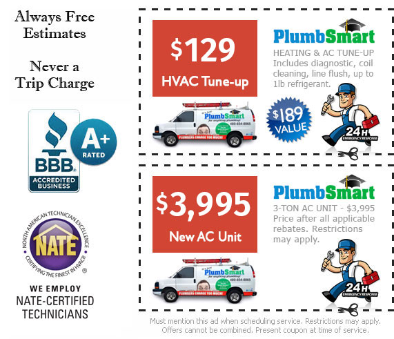 hvac coupons