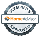 Screen & Approved by HomeAdvisor